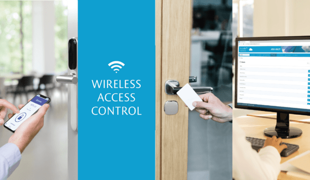 Webcast: Save time and money with Wireless Access Control