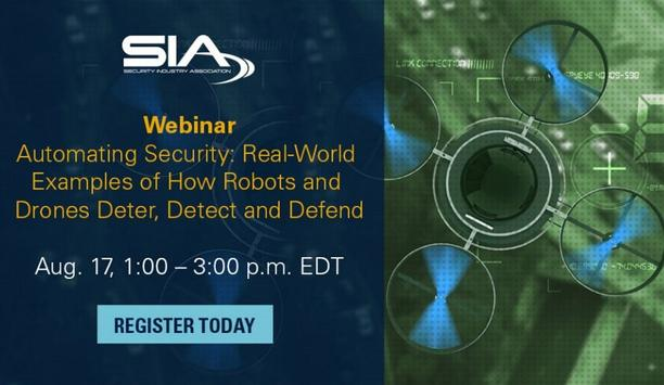 Automating security: real-world examples of how robots and drones deter, detect and defend