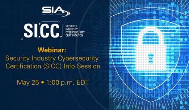 Security Industry Cybersecurity Certification (SICC) Info Session