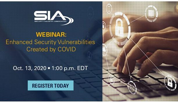 Enhanced security vulnerabilities created by COVID-19