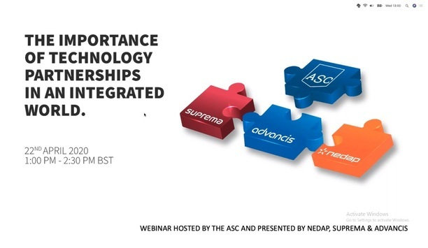 Suprema webinar: The importance of technology partnerships in an integrated world