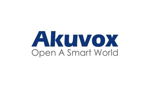 The Akuvox webinar