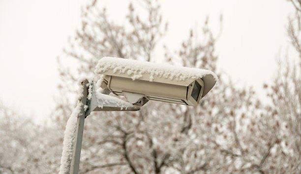 Extreme Weatherproof In Surveillance Cameras