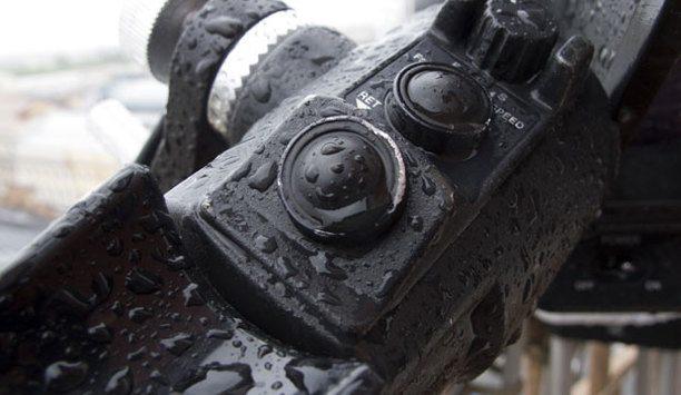 Tough outdoor cameras - Panasonic Video surveillance system